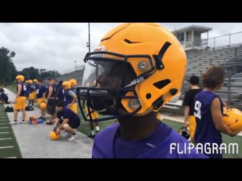 Denham Springs Football 2017-2018
