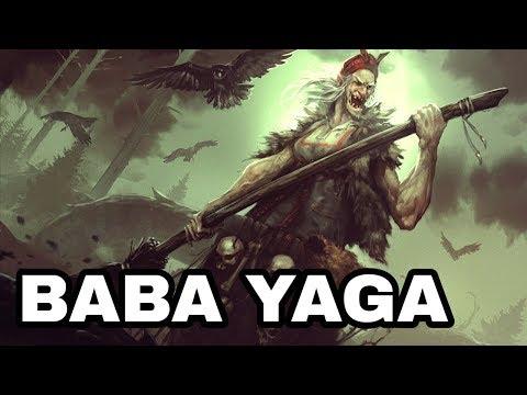 MF #41: Baba yaga, The Wise Witch (Slavic Mythology)