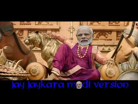 Jay-Jaykara (Modi Version )