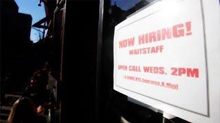 Are Jobs in the U.S. Trending Lower?