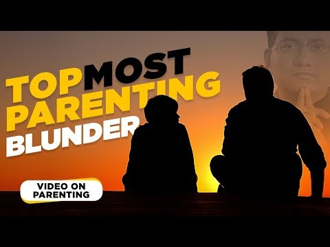 Top trainer| Dr Ujjwal Patni | India's top video on Parenting and handling children |