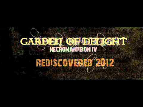Garden of Delight ~ Colder {2012}
