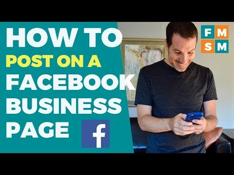 How to make an album on facebook business page