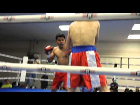 edwin reyes 3rd pro fight