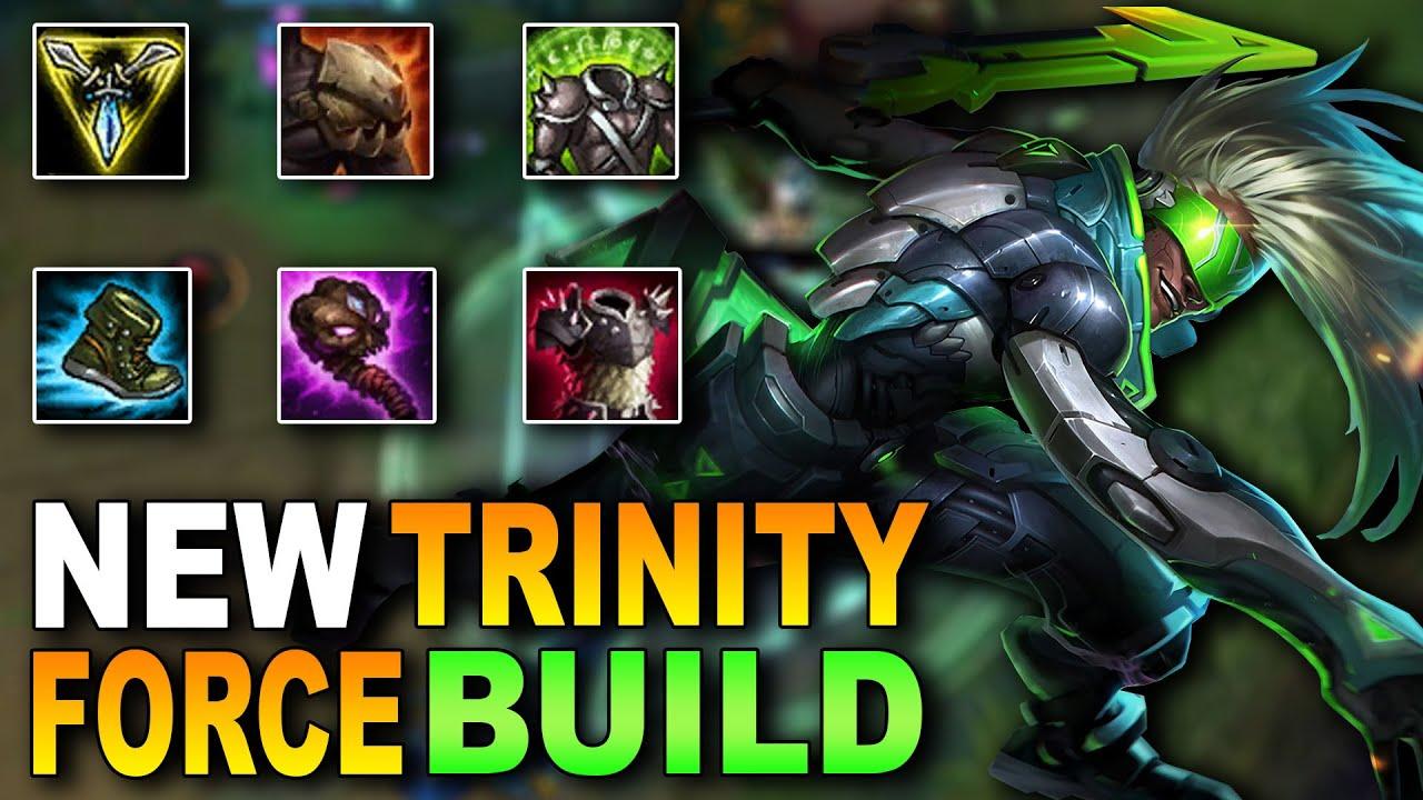 NEW OP BRUISER EKKO BUILD! | League of Legends - YouTube