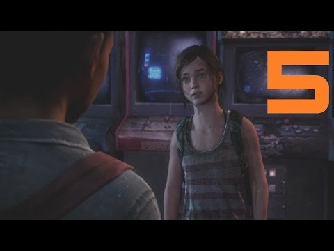 [Part 5] The Last of Us - Left Behind DLC Gameplay Walkthrough (TLOU Left Behind DLC)