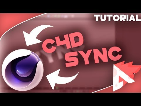 [Tutorial] How To Sync In Cinema 4D