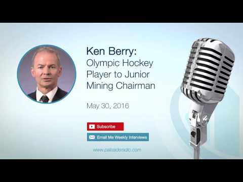 Ken Berry: Olympic Hockey Player To Junior Mining Chairman