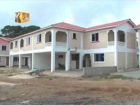 Kenya projects budget homes with a budget of 1 5m to 4m for Budget home builders