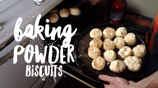 How to Make Perfect Baking Powder Biscuits -- with Nick Fouch