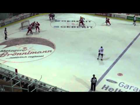 Highlights: SCRJ Lakers vs HC Red Ice Martigny
