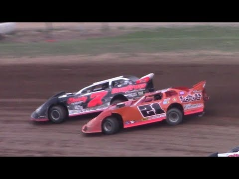 RUSH Crate Late Model Dash | McKean County Raceway | 8-17-17
