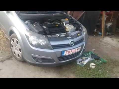 Opel Astra H 1.6 -1.8 - ЖРЕТ МАСЛО ВЕДРАМИ.... ЗАМЕНА МЕМБРАНЫ КЛАПАННОЙ КРЫШКИ СВОИМИ РУКАМИ