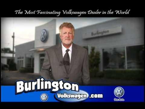 Burlington VW- Most Fascinating Volkswagen Dealer