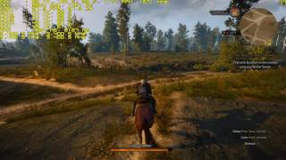 THE WITCHER 3 GTX 1050 TI ULTRA SETTINGS
