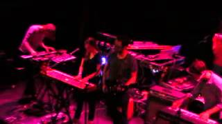 Nightlands - So Far So Long (live @ Bowery Ballroom)