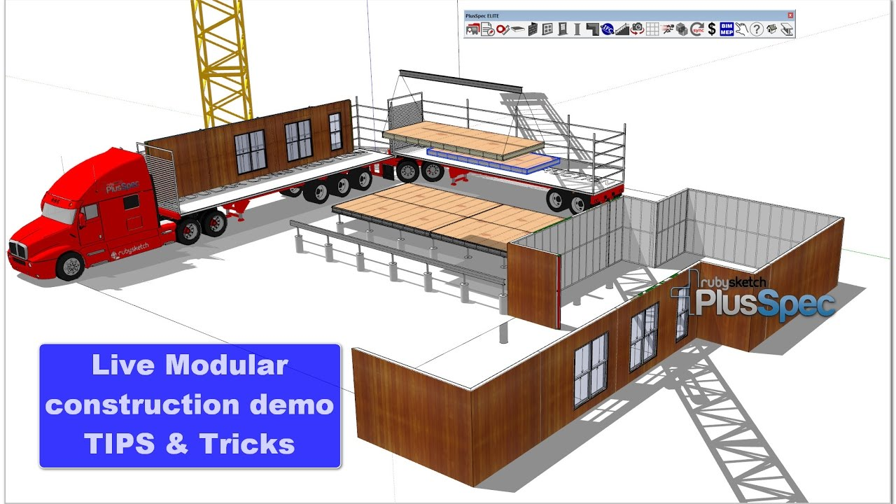 What Is Modular Construction modular construction with bim live tutorial. - youtube