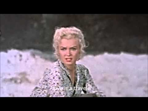 River of no return- Karaoke sing with Marilyn (lyric)