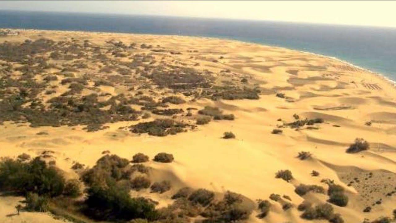 playa maspalomas las palmas de gran canaria