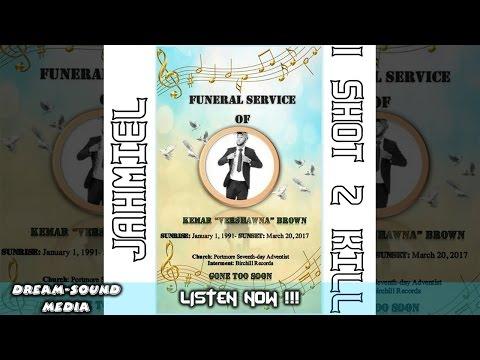Jahmiel - 1 Shot 2 Kill (Vershon Diss) (Dancehall Single 2017)