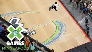 Trey Wood wins Skateboard Big Air bronze | X Games Minneapolis 2018