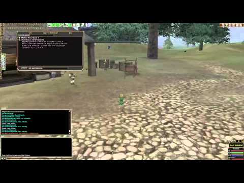 Dark Age of Camelot Bonedancer Leveling Gameplay – Part 3