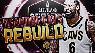 TRADING THE BROOKLYN PICK!! CAVS REBUILD!! NBA 2K18