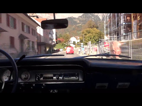 Short  trip to Liechtenstein in a 64 Ford Fairlane 500 !