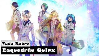 Tudo Sobre o Esquadrão Quinx (Tokyo Ghoul) - Lukas iAnimes