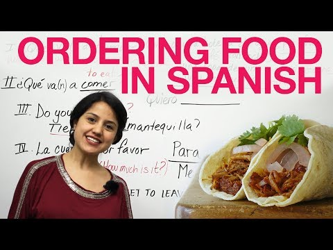 How to say i dont want to eat in spanish