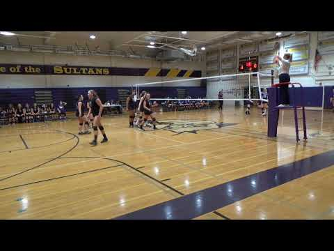 Santana High School vs Foothills Christian High School Final Set