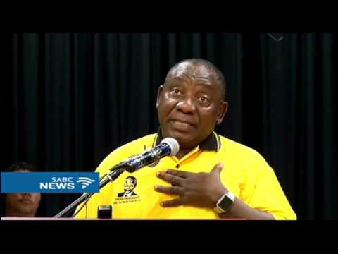 Ramaphosa, Jonas call for judicial inquiry into state capture