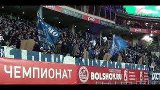 динамо - Локомотив Обзор трибуны