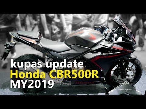 VLOG : Kepoin Detail New Honda CBR500R MY2019  | TMCBLOG