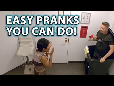 scary pranks to play on friends