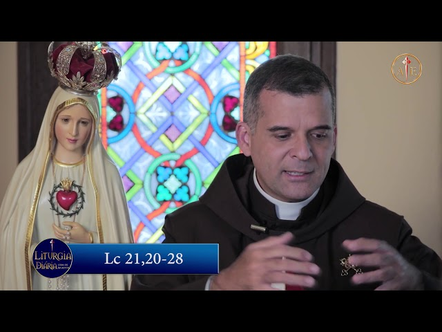 Stand up and raise your head - Fr. Alex Brito, EP - Heralds of the Gospel