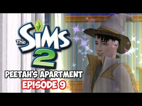 NETWORKS - Peetah's Apartment (The Sims 2) Part 9