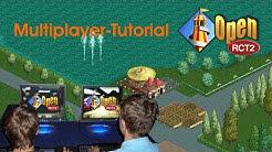 Server für Multiplayer erstellen 🔗 OpenRCT2-Tutorial [DE]