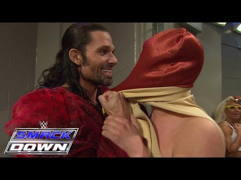 Adam Rose informs the Rosebuds that the party is over: SmackDown, May 14, 2015