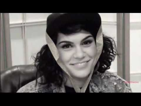 "Jessie J interview on ""The Rock Game"" + takes on Jimmy Cliff at Flick Football  [Funny]"