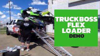2016 Truckboss Flexxloader Demo