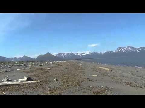 Takoff Beach Hallo Bay Katmai National Park Alaska
