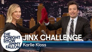 Jinx Challenge with Karlie Kloss