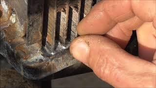 видео ремонт радиаторов охлаждения двигателя