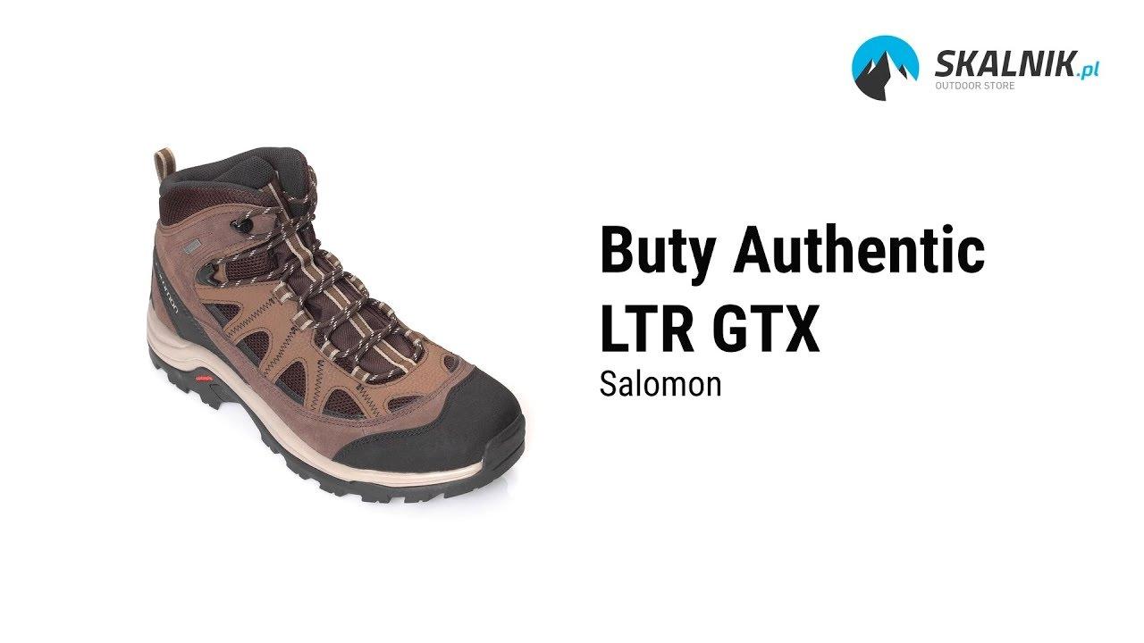 24 Reasons toNOT to Buy Salomon AUTHENTIC LTR GTX W Lead