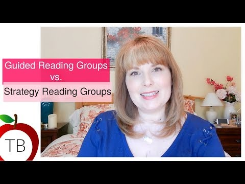 Guided Reading Groups vs Strategy Reading Groups
