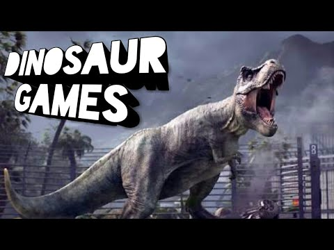 Top 7 High Graphics Dinosaur Games For Android In Hindi