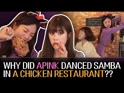 APINK Members Had To Dance In A Chicken Restaurant ENG SUB • dingo kdrama