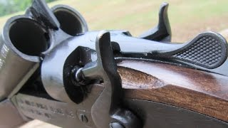 JW 2000 12 Gauge COACH GUN  UNBOXING & FIRST SHOOT IMPORTED BY CENTURY ARMS