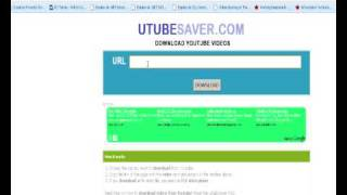 uTubeSaver.com Download Clips and Movies to your Computer